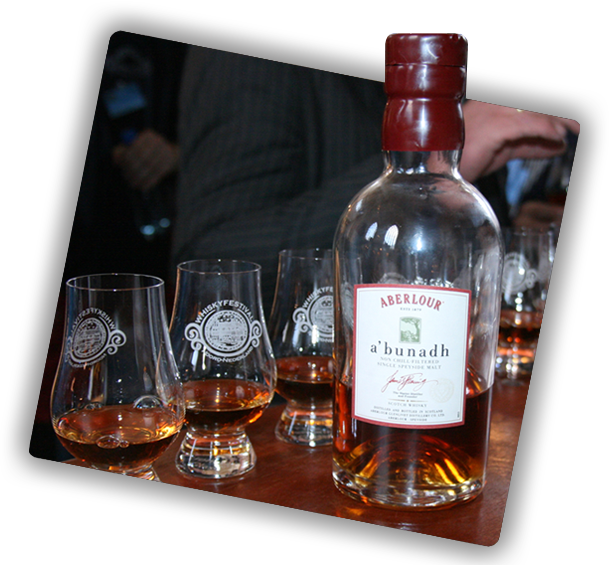The Whisky Tutor : Festivals